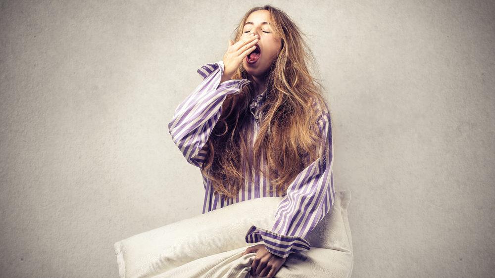 Возможной причиной лени может быть хроническая усталость