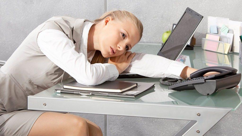 Чтобы избавиться от профессиональной лени, нужно сменить вид деяиельности