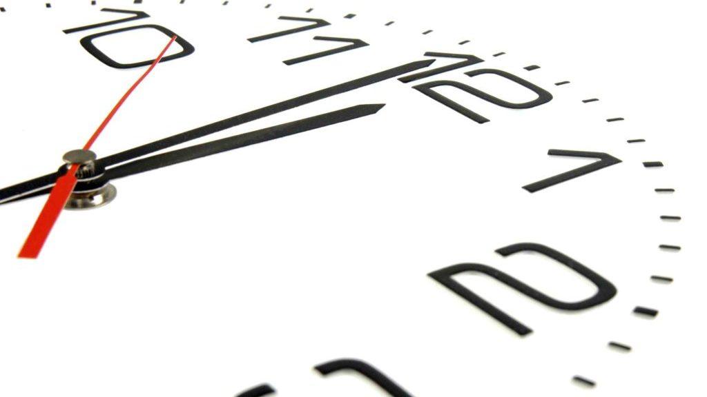 На выполнение каждой поставленной задачи необходимо выделить определенное количество времени