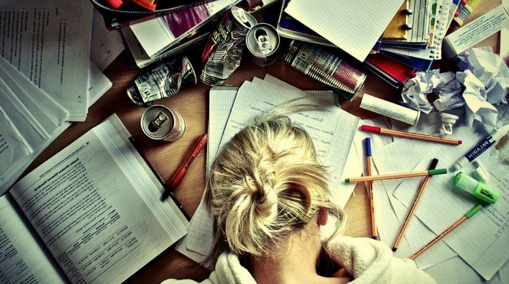 Уборка на рабочем месте позволит упорядочить мысли