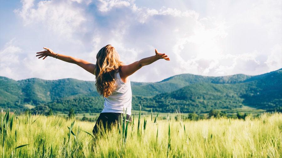 Хорошим источником восстановления энергии является природа