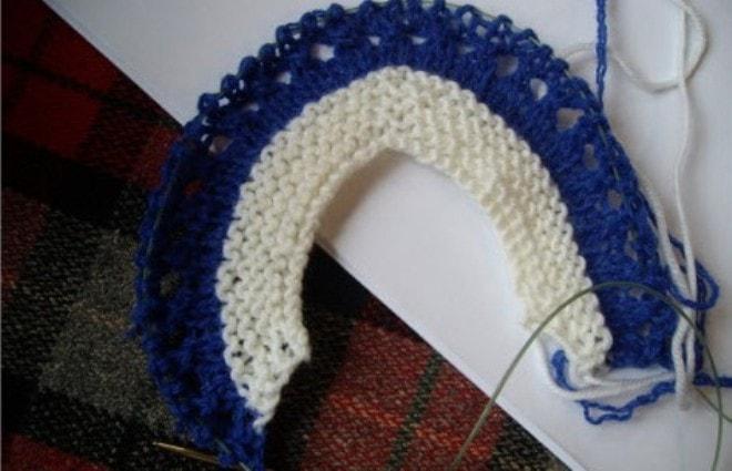 вязание пинеток для новорожденных спицами с описанием